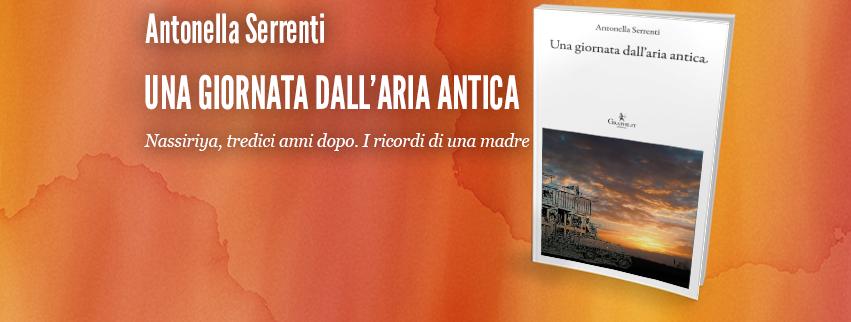 Antonella Serrenti, Una giornata dall'aria antica